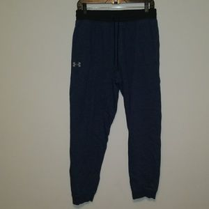 Under armour blue joggers
